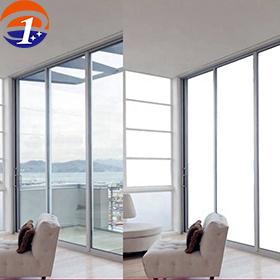 Glass PDLC Film for Shower Room and Office Partition