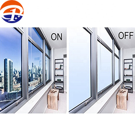 Smart Film Electrochromic PDLC Switchable Selfadhesive Glass